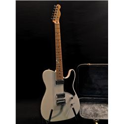 FENDER CABRONITA SPECIAL EDITION TELECASTER, WITH GRETSCH FILTERTRON HUMBUCKER PICKUPS, SINGLE