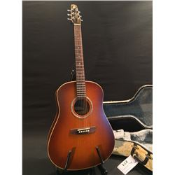 SEAGULL MODEL 29822 ENTOURAGE RUSTIC ACOUSTIC GUITAR, MADE IN QUEBEC, CANADA, SERIAL NUMBER