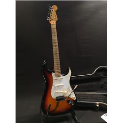 FENDER STRATOCASTER, MADE IN USA, AT THE CORONA FACTORY IN 1995-96, SERIAL NUMBER N558340, WITH