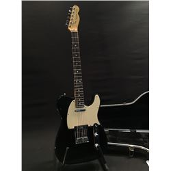FENDER TELECASTER, MADE IN USA AT THE CORONA FACTORY IN 2004-05, SERIAL NUMBER Z4205485, WITH TWO