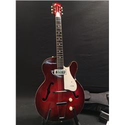 """VINTAGE HARMONY ROCKET MODEL H53, MADE IN USA BETWEEN 1959 AND 1967, """"9954H53"""" AND """"F-66-JP MADE IN"""