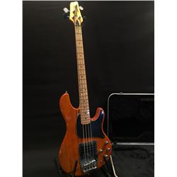 IBANEZ ATK300 BASS GUITAR, WITH TRIPLE COIL PICKUP, THREE WAY TONE CONTROL SWITCH, 4 VOLUME TONE