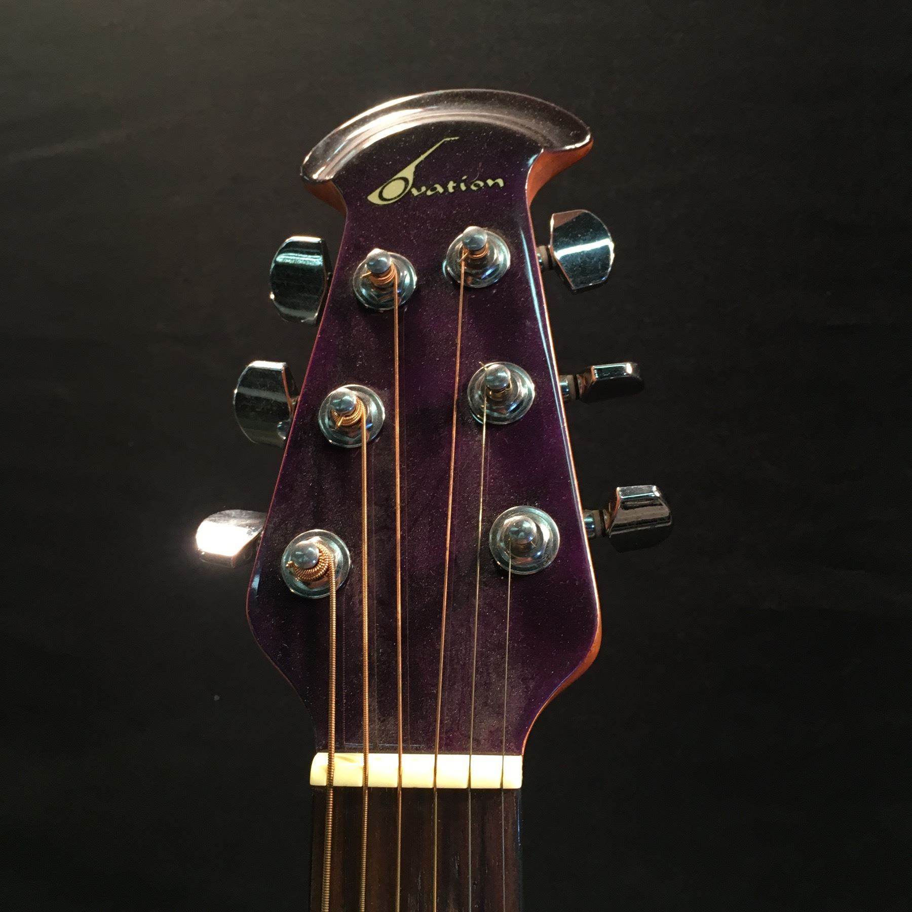 Ovation Celebrity GC-28 Acoustic-Electric Guitar ( Limited ...