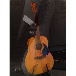 NORMAN MODEL B-20 HAND MADE ACOUSTIC GUITAR, MADE IN QUEBEC, CANADA, SERIAL NUMBER 5688, COMES WITH