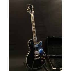 """""""GIBSON"""" LES PAUL CLONE, MADE IN JAPAN, WITH """"GIBSON"""" HUMBUCKER PICKUP, AND NO NAME HUMBUCKER"""