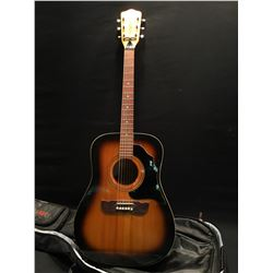 VINTAGE FRAMUS, MODEL 5/196 ACOUSTIC GUITAR, MADE IN WEST GERMANY, SERIAL NUMBER 61429, COMES WITH