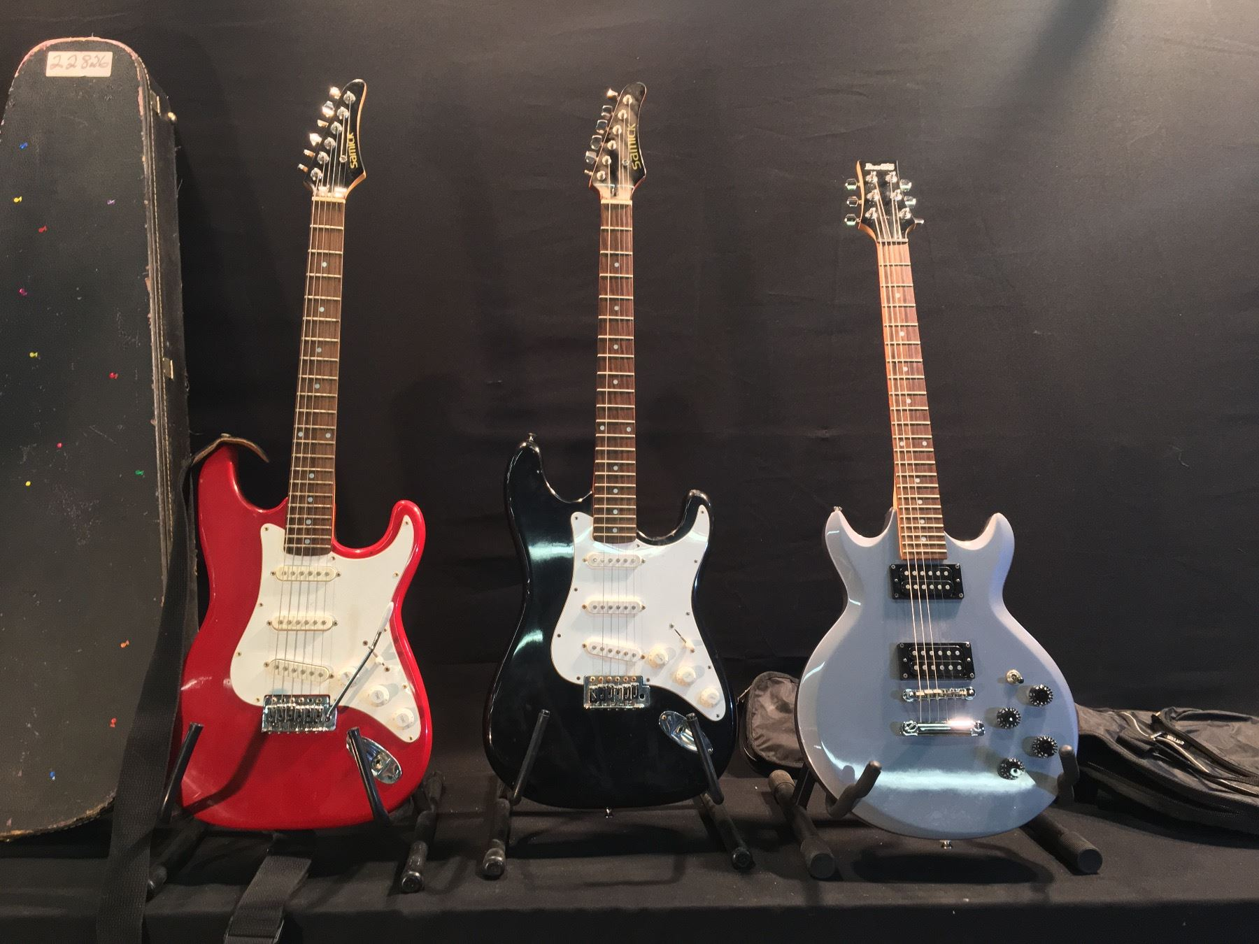 Famous Hss Strat Wiring Small Di Marizo Clean Strat Hss Wiring Free Tsb Youthful Ibanez Gsr100 Bass DarkSolar Panel Installation Diagram 3 GUITARS: IBANEZ GAX70 ELECTRIC GUITAR WITH SOFT SHELL CASE ..