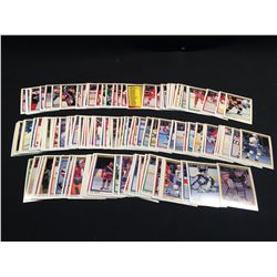 APPROX. 150 O-PEE-CHEE HOCKEY CARDS, 1989-90 SEASONS, GOOD CONDITION