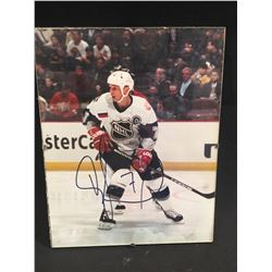 IGOR LARIONOV AUTOGRAPHED NHL ALL STAR GAME PICTURE