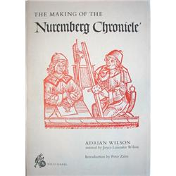 WILSON, Adrian.- The making of the Nuremberg...
