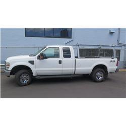 2012 Ford F250 Work Truck - 4X4 Crew Cab Approx 91,021 Miles