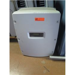 Qty 1 Sunpower SPR-7000M Solar Inverter - Previously Installed, Working