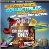 WELCOME TO YOUR KASTNER INTERNET ONLY AUCTIONS