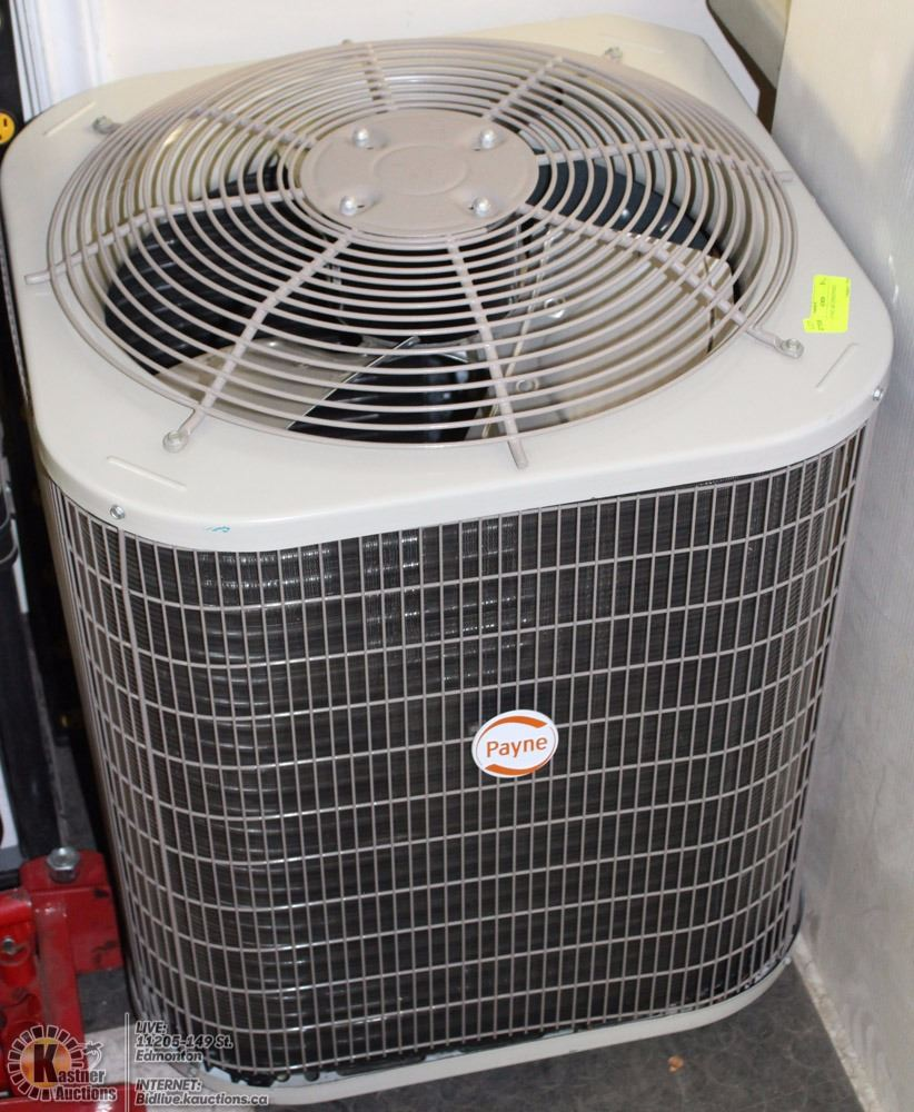 New Payne Air Conditioner