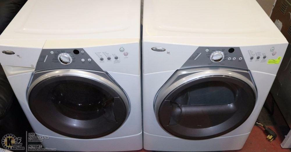 Whirlpool Duet Sport Ht Washer And Dryer Set
