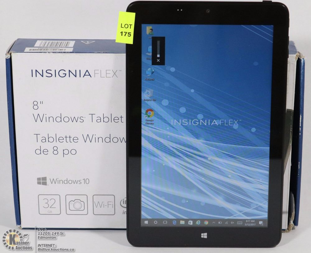 insignia tablet 8 how to turn camera