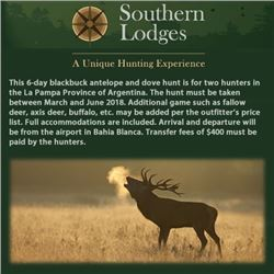 Southern Lodges Argentina