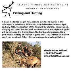 Telford Hunting NZ