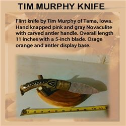 Tim Murphy Knife
