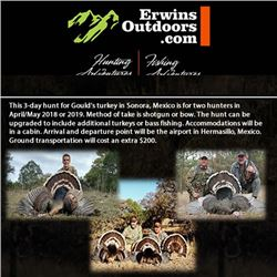 Erwins Outdoors Turkey