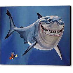 Finding Nemo Print on Canvas
