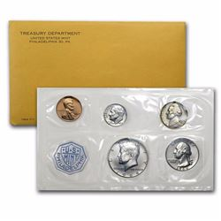 1964 (5) Coin United States Proof Set