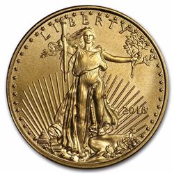 2016 $5 American Eagle Gold Coin