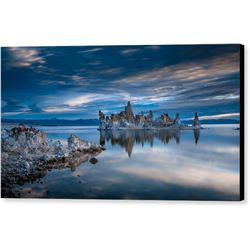 Mono Lake Tufas Print on Canvas