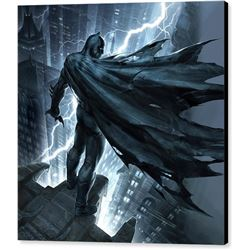 Batman The Dark Knight Returns Print on Canvas