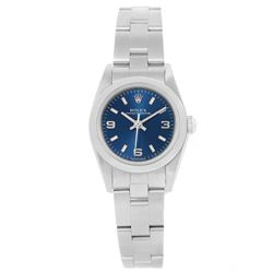 Rolex Stainless Steel Ladies Wristwatch