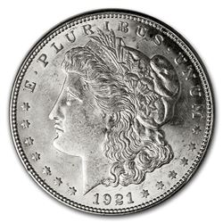 1925-D $1 Morgan Silver Dollar Coin