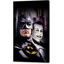 Batman 1989 Print on Canvas
