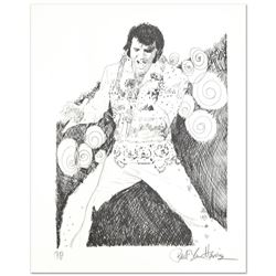 Elvis (Dancing) by Henrie (1932-1999)