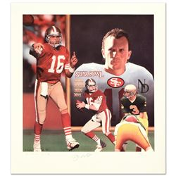 Tribute (Joe Montana) by Smith, Daniel M.