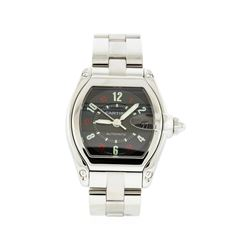 Cartier Stainless Steel Roadster Watch
