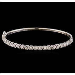 0.55 ctw Diamond Bracelet