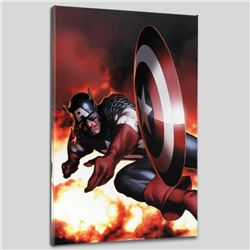 Captain America #2 by Marvel Comics
