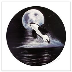 Orca Moon by Wyland