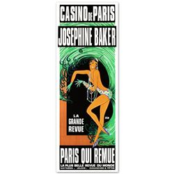 Casino de Paris Josephine Baker by RE Society