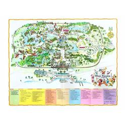 Disneyland Locations World Map.Walt Disney 39 S Disneyland Presented By Van Eaton Galleries