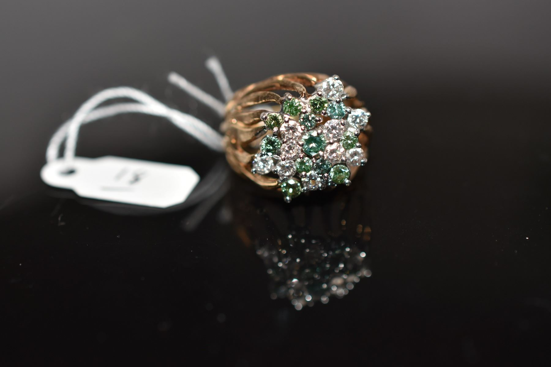 green irradiated diamonds igr the detail blog diamond