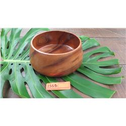"""Wood Bowl - Approx. 8"""" Diameter, 4"""" Height"""