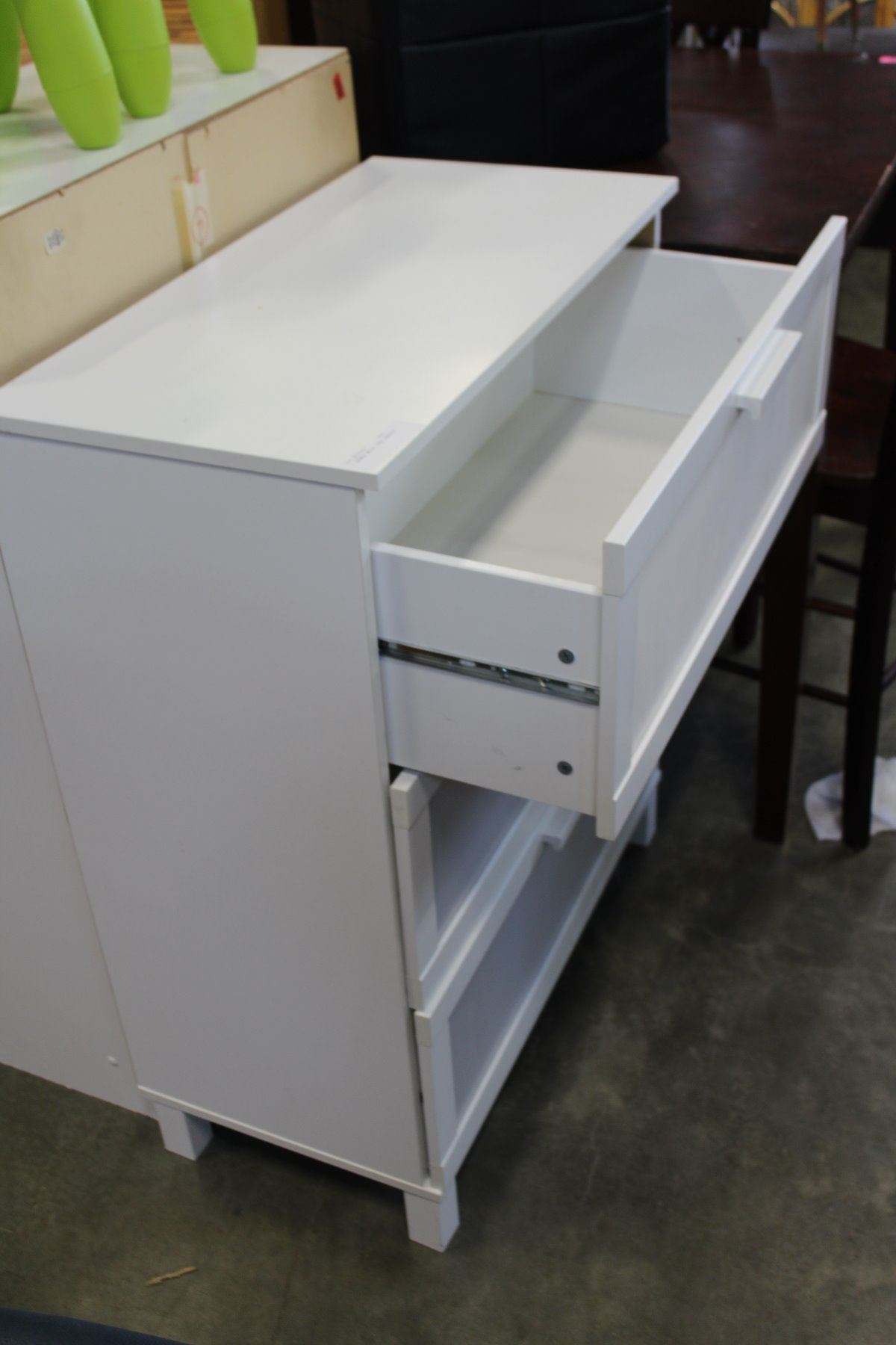 #7A8D2F 3 DRAWER WHITE IKEA DRESSER with 1200x1800 px of Brand New Ikea 3 Drawer Dresser White 18001200 pic @ avoidforclosure.info