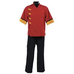 MGM Studios The Great Movie Ride cast member costume.