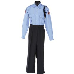 Disney World Epcot Security cast member costume.