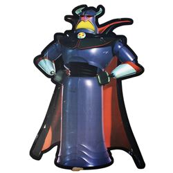 Zurg prop from Buzz Lightyear Astro Blasters park attraction at Disney World.