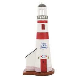 Disney World Vacation Club Lighthouse Maquette.