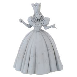 """Glenda the Good Witch"" maquette."