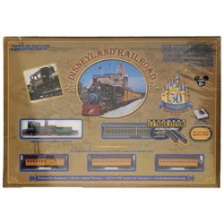 Disneyland 50th Anniversary Railroad Limited Bachman.