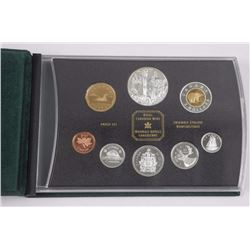 2002 .925 Silver Proof Coin Set